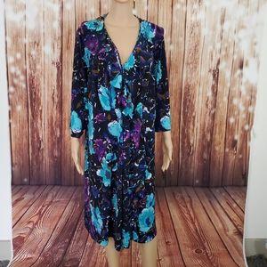 Lane Bryant Dress 22/24 Floral